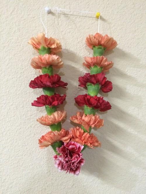 Puja garland (1 feet)